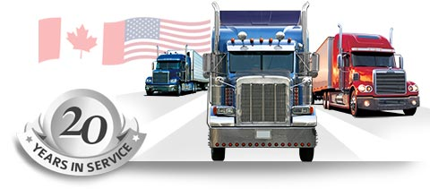about Canadian freight transportation company