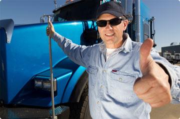 truck driver job in Canada